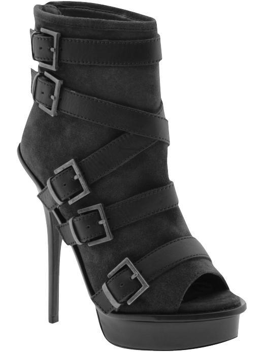 Black Swan Bootie: Mila Kunis