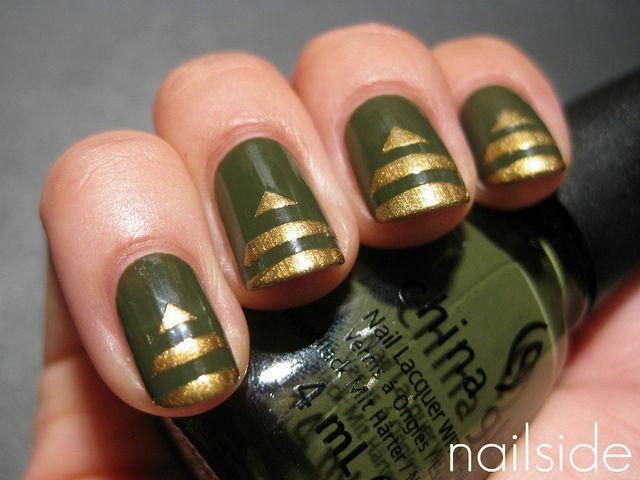 Army Nail Art 25+ best ideas ...