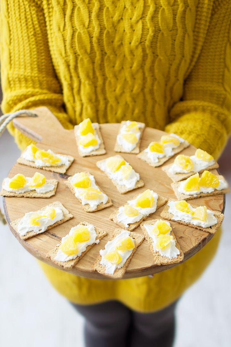 originele hapjes, toastjes beleggen, wat op toastjes leggen, makkelijke party hapjes, snelle hapjes maken, gezonde hapjes