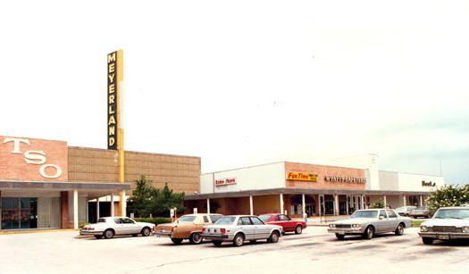Old Meyerland Plaza