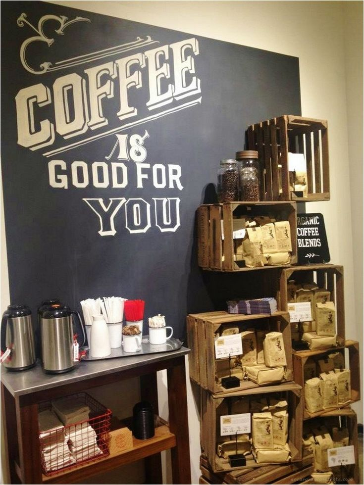 1609 best store ideas images on pinterest glass display for Coffee shop display ideas