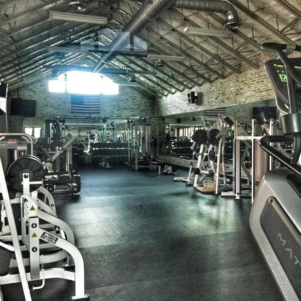 Dwayne The Rock Johnson Is Known For His Large Physique But Few Know Where Its Built The Rock Has One Of The Most Home Gym Design Dream Home Gym At