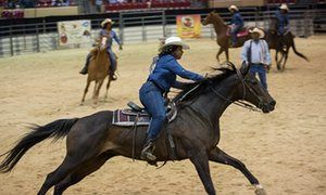 The Cowgirls of Color: the black women's team bucking rodeo trends