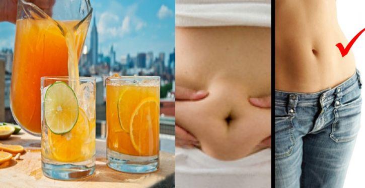 une-boisson-secrete-pour-perdre-la-graisse-abdominale