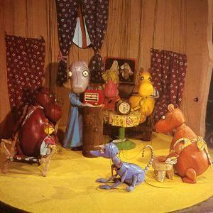 1960 Moomins