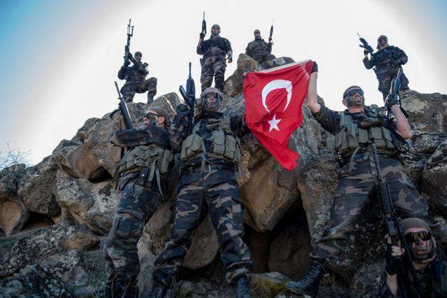 türk özel harekat