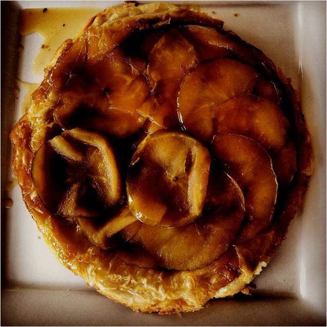 Apple Tartatin (Donna Hay)