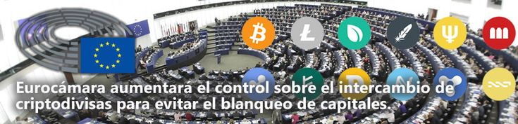 Micronoticia: La Eurocámara apoya aumentar el control sobre las divisas virtuales y tarjetas prepago   EspacioBit - https://espaciobit.com.ve/main/2017/03/01/micronoticia-la-eurocamara-apoya-aumentar-el-control-sobre-las-divisas-virtuales-y-tarjetas-prepago/ #Microniticia #Expansion #ParlamentoEuropeo #ControlSobreCriptodivisas