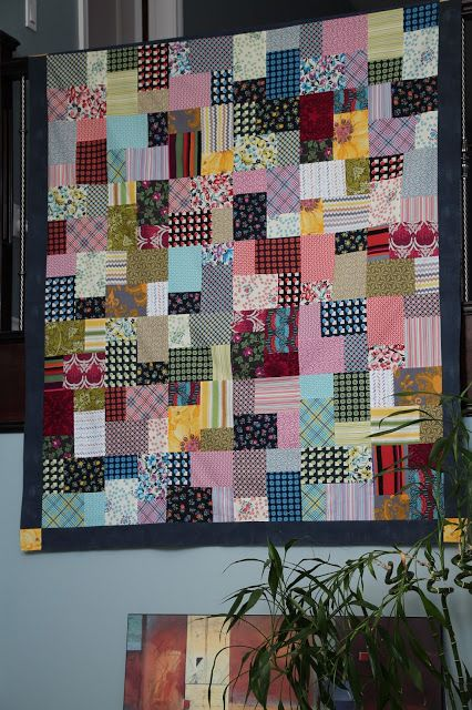 How To Make A Double Slice Layer Cake Quilt