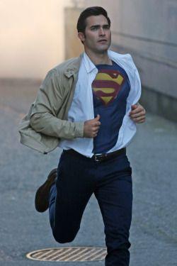 Tyler Hoechlin as Superman (2016)
