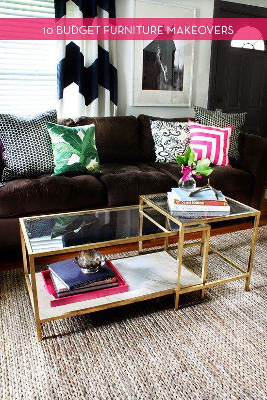 10 affordable furniture makeovers affordable furniture for Affordable furniture on 610