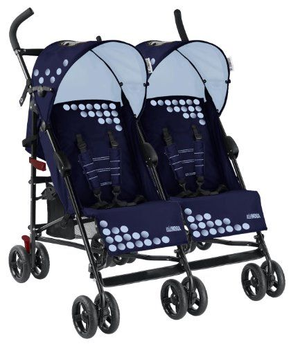 Mia Moda Facile Twin Stroller, Navy Blue  http://buycheapfurnituresales.com/donnieann-studio-602-flora-design-5-by-7-feet-area-rug-fume-special-discount-price-today