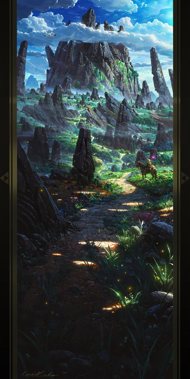 New Zelda Wii U by UnidColor (Click for better resolution)