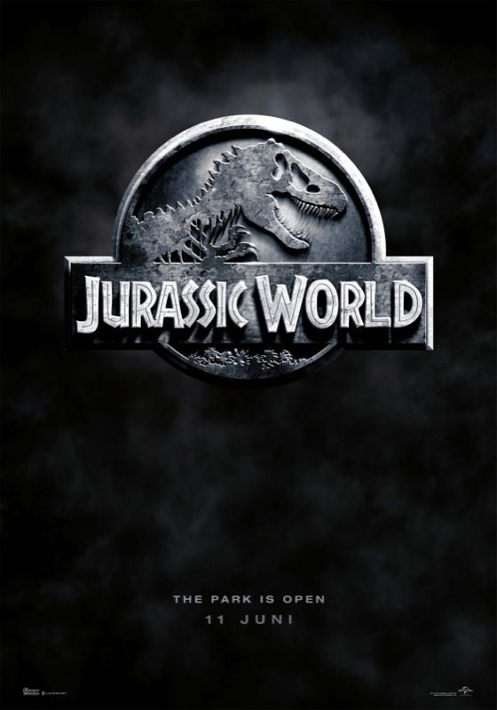 Second Teaser Poster for Jurrasic World