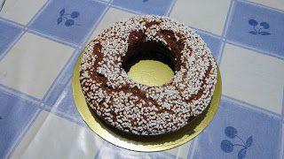 A-Mici in cucina: Ciambella con arance e cacao