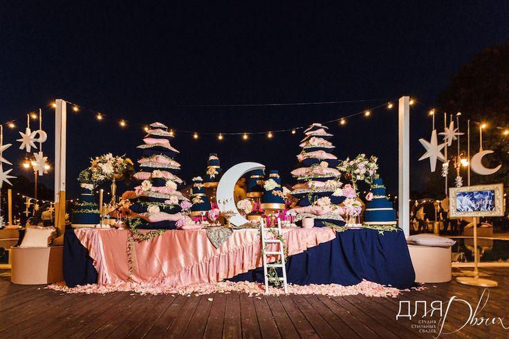 """Candy bar. Организация свадьбы «Так сложились звёзды»   Свадебное агентство Студия стильных свадеб """"Для Двоих"""""""
