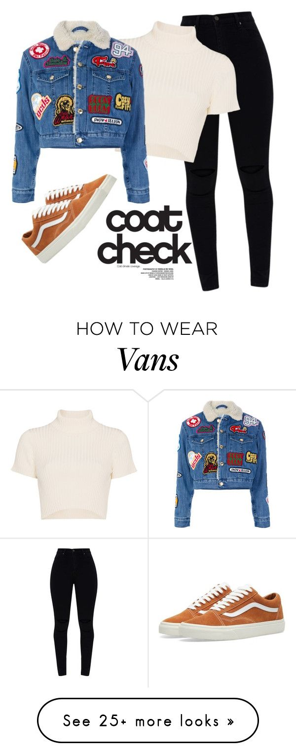 """""""Statements Made"""" by adesupergirl on Polyvore featuring Staud, GCDS, Vans and statementcoats"""