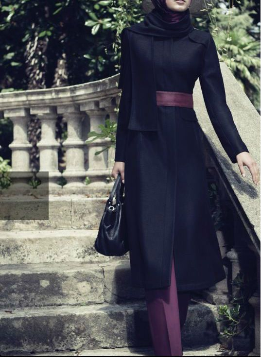 Hijab chic dresses