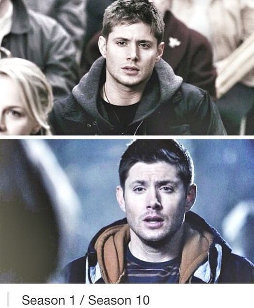 """Dean Winchester """"Faith"""" & """"About a Boy""""