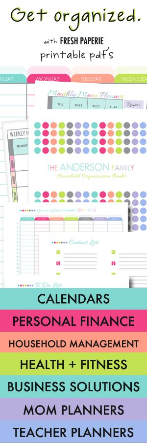 fantastic idea and will be using. first things first;   print on color paper for each tab!