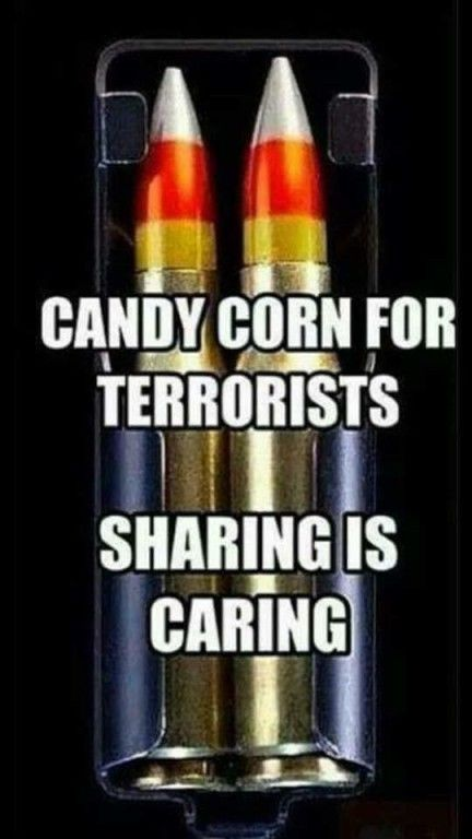 Military-memes-funny-funniest-candy-corn-bullets
