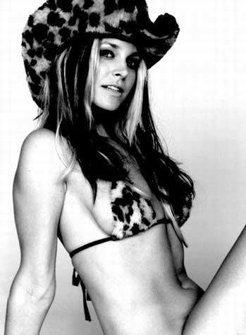 Sheri Moon -Rob Zombie's wife-