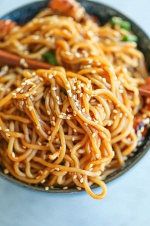 25 best ideas about noodle bowls on pinterest rice for Yakisoba noodles teriyaki