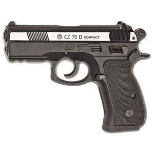 Aftermath CZ 75D Semi-Automatic Airsoft Pistol