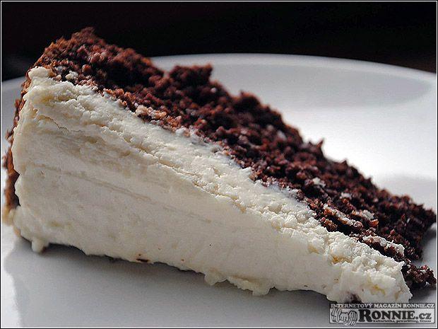 Ovesný Míša dort