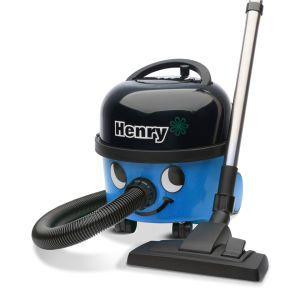 Numatic HVR20012BLUE Henry Vacuum Cleaner - Blue/Black - 620W