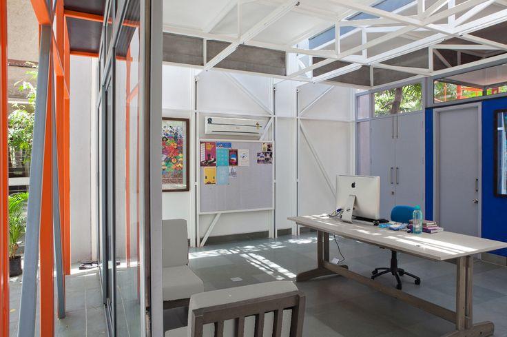 interior #Pavilion of Incremental Form