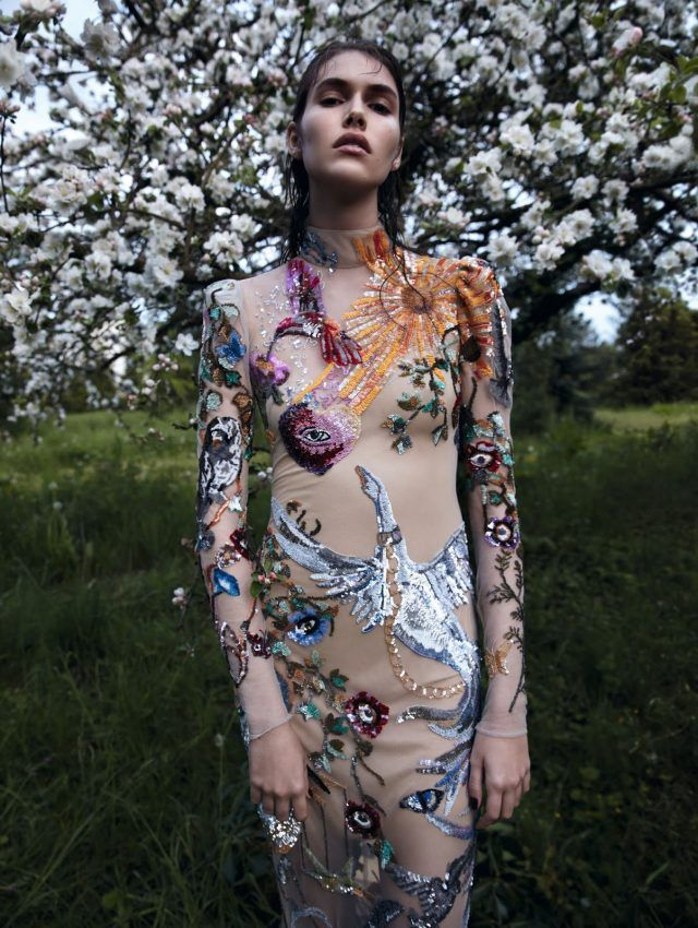 Beautiful Editorial Vogue China