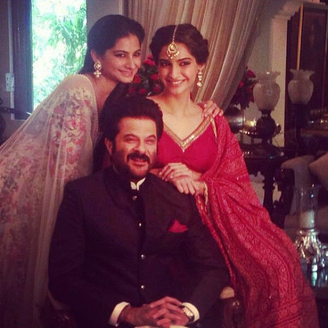 Sonam Kapoor Spotted On A Friend's Wedding