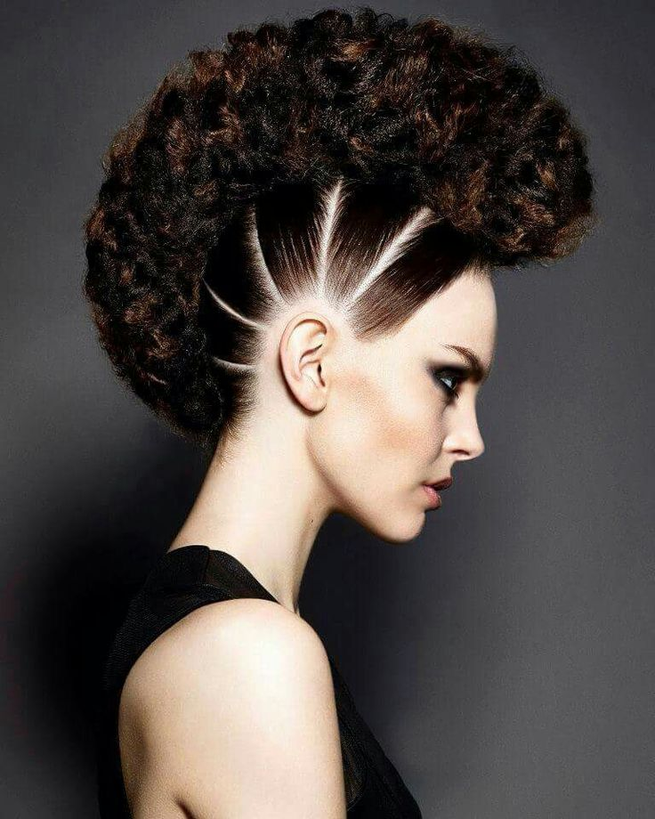 hair styles and colors faux hawk faux hawks hair hairstyles and 4083
