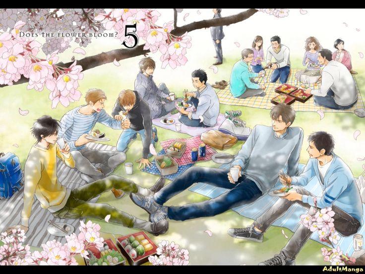 Читать мангу на русском Цветут ли цветы? (Does the flower bloom?: Hana wa Saku ka). Hidaka Shoko Всегда свежая манга для взрослых. Читай онлайн - MintManga.com