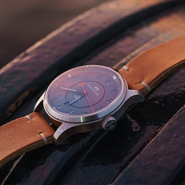 Limited edition (300)  @oakandoscar - The Burnham - with automatic movement, photo via : @sophisticatedrogue .  #oakandoscar #burnham #theburnham #watch #watchmaking #watchoftheday #instawatch #dailywatch  #mywatchsquare #mws #fashion #lifestyle #watchesofinstagram #horology #lovewatches #watchesofinstagram #dailywatch #horology #horophile