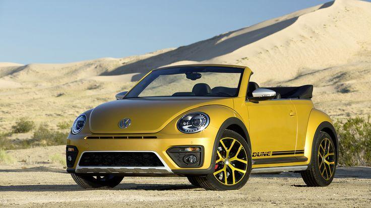 2016 Volkswagen Beetle Dune  http://www.wsupercars.com/volkswagen-2016-beetle-dune.php