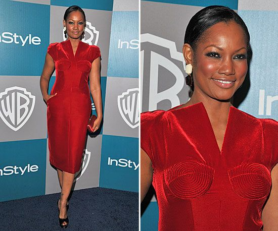 Garcelle Beauvais at Golden Globes Afterparty 2012 | POPSUGAR Style & Trends