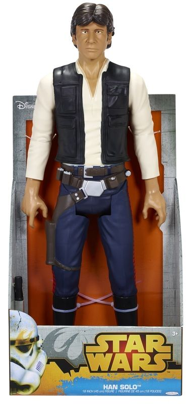 Star Wars Classic 45cm Action Figure - Han Solo