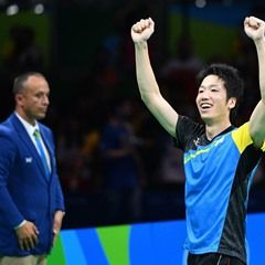 2016 Rio Olympics - Men's Table Tennis Team Semifinal