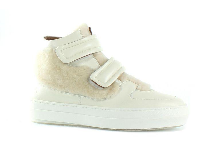 Ellen verbeek sneakers beige - Schoenen Moernaut