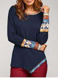 $14.08 Pin and click to buy! -WANDERLUSTDUST- [ Adventure travel strategies and bus-life blog. ] blue, pattern, shirt, top, tribal, ethnic, blouse, tshirt, nature, travel, adventure, women's, ladies, girls, love, gorgeous, boho, bohemian, gypsy, hippy, hippie, festival, wanderlust, gift, present, christmas, ideas, unique, #affiliate #wanderlustdust #womens #clothing #gypsy #bohemian
