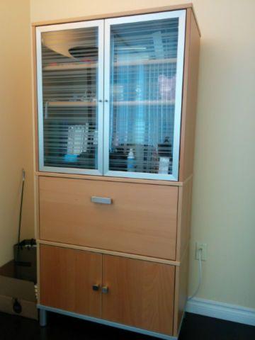 Ikea Effektiv Storage Cabinet Used Other City Of