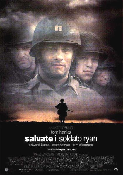 Salvate il Soldato Ryan by Steven Spielberg