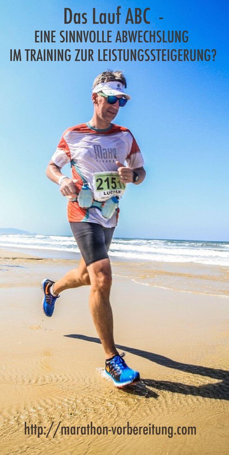 Das Lauf-ABC - Sinnvoll? Welche Übungen gibt es? Wie in den Trainingsalltag einbauen: http://marathon-vorbereitung.com/lauf-abc/