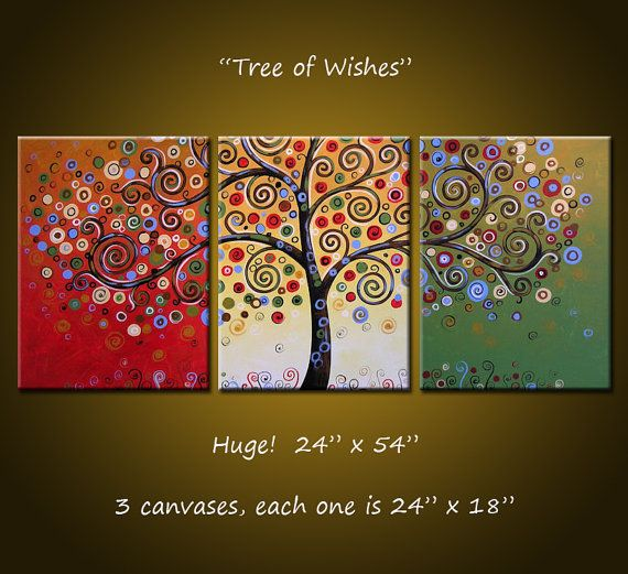 tree of wishes by Amy Giacomeli