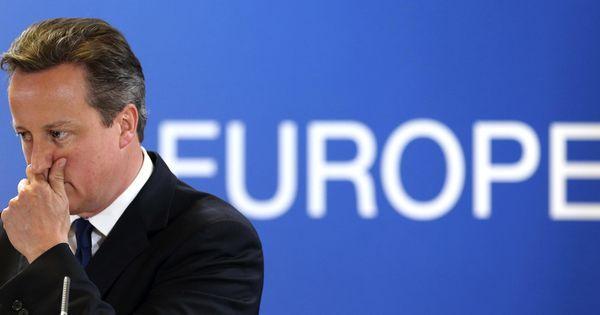 Cameron veut réduire l'immigration et donner « la priorité » aux Britanniques