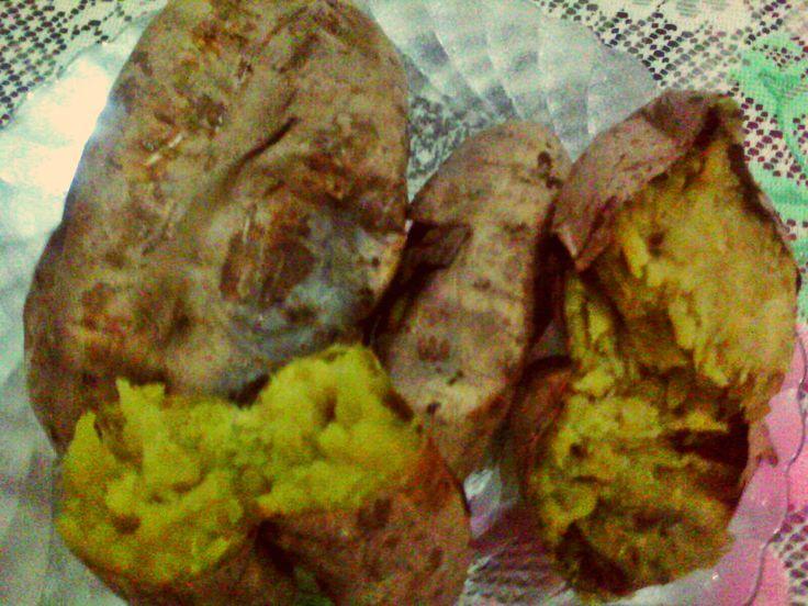 Sweet Potatos from Cilembu village