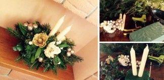 Návod na dekoráciu, ktorá vkusne ozdobí Váš štedrovečerný stôl