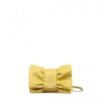 Mini bag Furla - Summer 2013 - 20 cm x 13 cm x 3 cm - Satin/Raso - Cherry, Lime, Marble, Onyx, Yellow